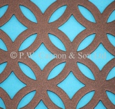 Powder Coated Metal Sheets