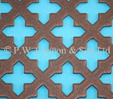 Small Sword Powder Coated Metal Sheets